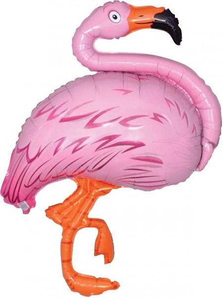 """Фольгированный шар с гелием """"Фламинго"""" 117 см"""