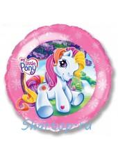 """Фольгированный шар """"Мой маленький Пони"""" 46 см."""
