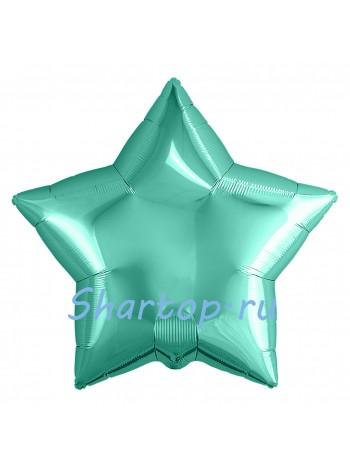 """Фольгированный шар звезда """"Тиффани"""" 46 см"""