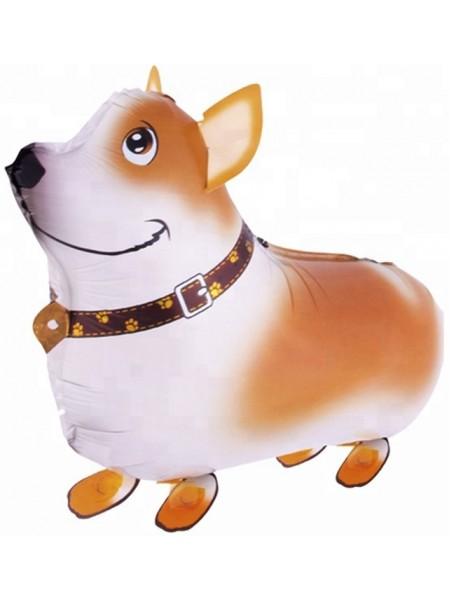 "Ходячая фигура Собака ""Корги"" 61 см"