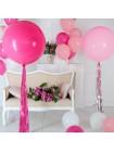Шар Большой Розовый 61 см