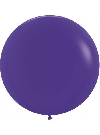 Шар Большой Фиолетовый 61 см
