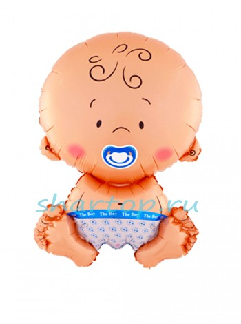 """Фольгированный шар """"Малыш"""" 71 см"""