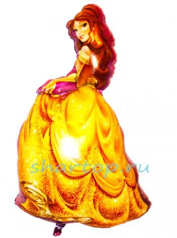 """Фольгированный шар """"Принцесса Бэль"""""""