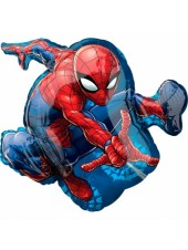 Шар фигура Человек Паук / Spider-Man