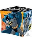 Шар 3D Куб Бэтмен  38 см