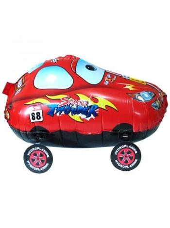 Ходячая фигура Гоночная машина Красный 61 см